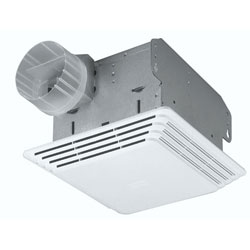 Broan 684 Ceiling Mount Ventilation Fan - White