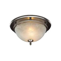 Broan 754SN Decorative Ventilation Fans with Lights - Satin Nickel