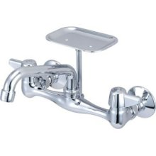 Central Brass 0048-TA Wall Mount Faucet - Chrome