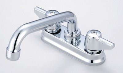 Central Brass 0094-A Bar/Laundry Faucet 6-Inch Spout - Chrome