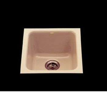 CECO Model 728-UM La Quinta Cast Iron Undermount Sink 16