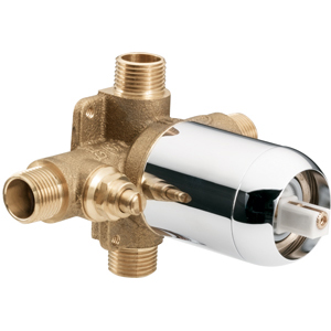 Cleveland Faucet Group 45311 Pressure Balancing In-Wall Cycling Valve with Stops