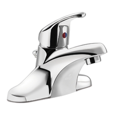 Cleveland Faucet Group CA40711 Cornerstone Single-Handle Centerset Lavatory Faucet - Chrome