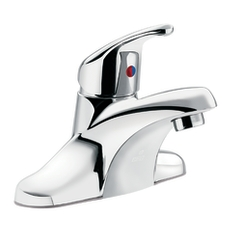 Cleveland Faucet Group CA40717 Cornerstone Single-Handle Lavatory Faucet - Chrome