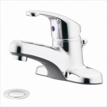 Cleveland Faucet Group CA47711L Flagstone Single-Handle Centerset Lavatory Faucet - Chrome
