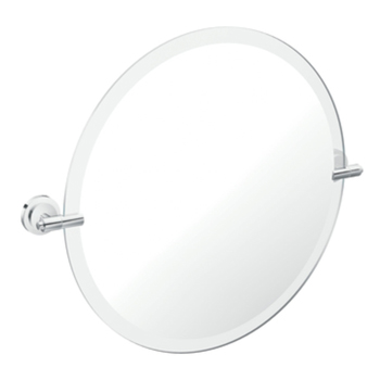 Moen DN0792CH Creative Specialties Iso Mirror with Decorative Hardware - Chrome