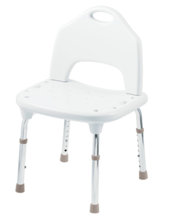 Moen DN7060 Creative Specialties Home Care Tool-Free Shower Chair - Glacier