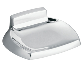 Moen P5360 Creative Specialties Contemprary Wall Mounted Soap Holder - Chrome