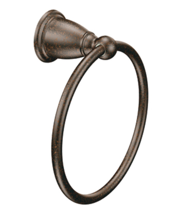 Moen YB2286ORB Creative Specialties Brantford Towel Ring - Oil Rubbed Bronze