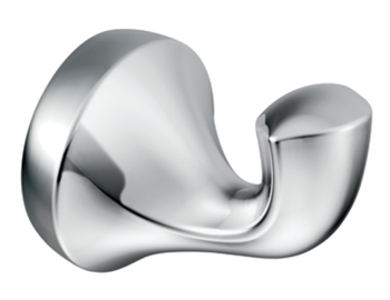 Moen YB2803CH Creative Specialties Eva Robe Hook - Chrome