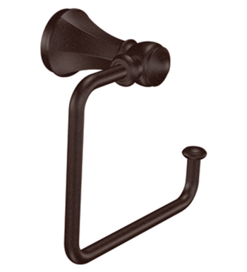 Moen YB5686ORB Creative Specialties Vestige Towel Ring - Oil Rubbed Bronze