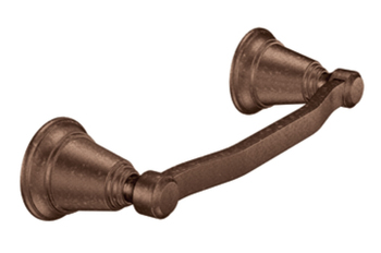 Moen YB8286ORB Creative Specialties Rothbury Mini Towel Bar/Ring - Oil Rubbed Bronze