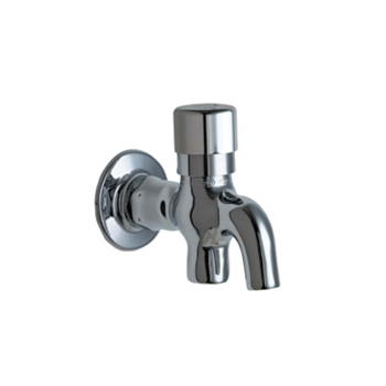 Chicago Faucets 324-ABCP Glass Filler - Chrome
