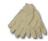 Christy's 4501 White Canvas Glove - Large