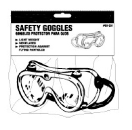 Christy's 69-901 Safety Goggles