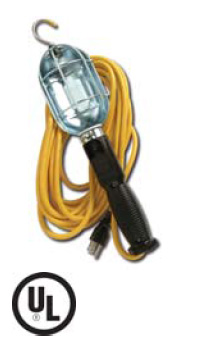 Christy's C3716025 25 FT Heavy-Duty Worklight