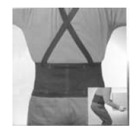 Christy's SB-XL Back Support Belt-Size X-Large