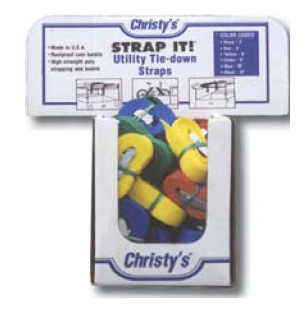 Christy's ST6 6FT Utility Tie Down Strap