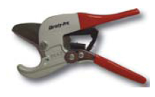 Christy's TCPVC158 PVC Professional Pipe Cutter to 1 5/8