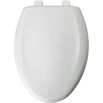 Bemis 1200tca 020 Elongated Closed Front Plastic Toilet