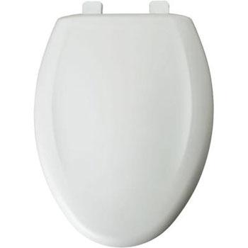 Bemis 1200tca 020 Elongated Closed Front Plastic Toilet