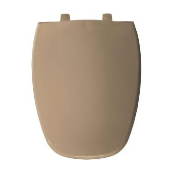 Bemis 1240205 148 Eljer Elongated Closed Front Toilet Seat