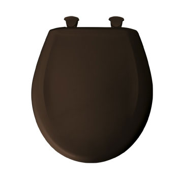 Bemis 200slowt 248 Round Closed Front Toilet Seat With