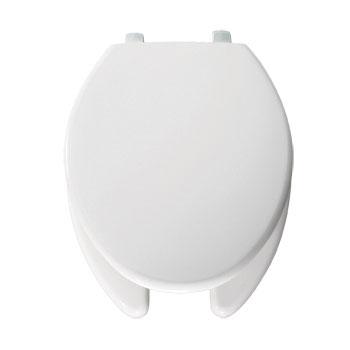 Bemis 7850tjdg 000 Elongated Open Front Commercial Toilet