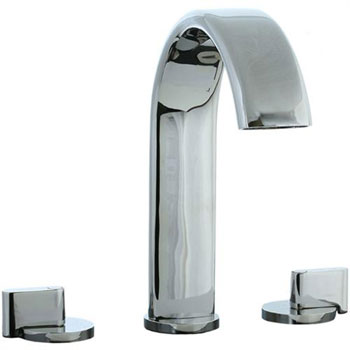 Cifial 231.650.721 Techno M3 Roman Tub Filler Trim - Polished Nickel