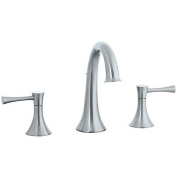 Cifial 245.150.620 Brookhaven Hi-arch Widespread Lavatory Faucet -  Satin Nickel