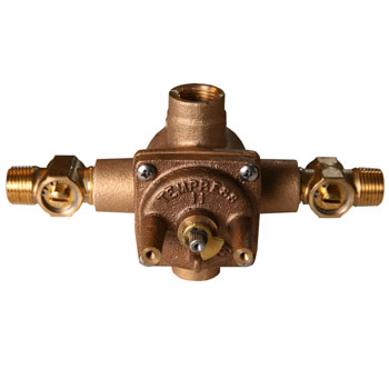 Cifial 289.705.999 Pressure Balance Mixing Valve Rough