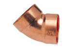 Copper DWV 45 Elbows