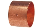 Copper DWV Couplings