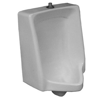 Crane 7397 Cromwell+ Vitreous China Washout Wall Urinal - White