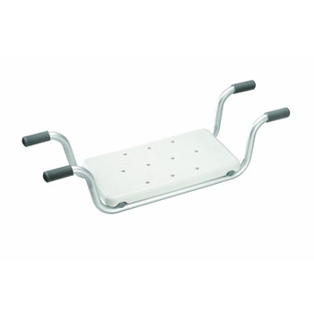 Croydex AP210122YW Easy Fit Bath Bench - White