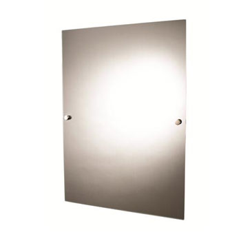 Croydex QB551043YW Kensington Mirror - Chrome