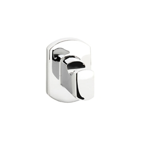 Croydex QM621741YWB Chelsea Single Robe Hook - Chrome