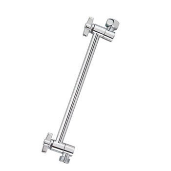 Culligan RDA-150 RainDisc Shower Optional Hi-Lo Arm - Chrome