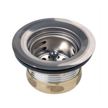 Elkay D5018A Dayton Drain Fitting - Stainless Steel