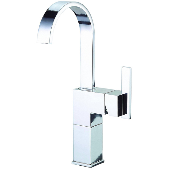 Danze D201144 Sirius Single Handle Vessel Filler Lavatory Faucet - Chrome