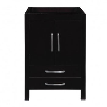 Decolav 5221-ESP Cameron Vanity without Top - Espresso