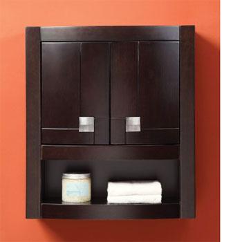 Decolav 5245-ESP Gavin Wall Cabinet - Espresso