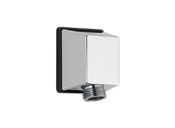 Delta 50570 Square Wall Elbow for Handshower - Chrome