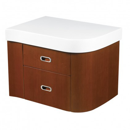 DecoLav 5605-2 Casaya Right Drawer with Top - Cherry