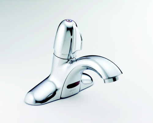 DL596-LGHGMHDF Delta Commercial HDF Series Innovations Electronic Faucet Chrome
