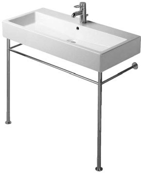Duravit 0030671000 Vero Metal Console - Chrome