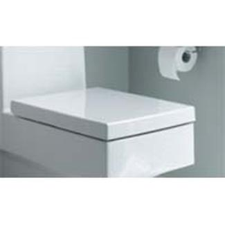 Duravit 0067690000 Vero Toilet Seat and Cover - White