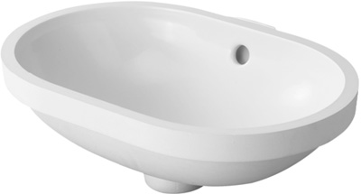 duravit 0336430000 foster vanity basin white faucet depot. Black Bedroom Furniture Sets. Home Design Ideas