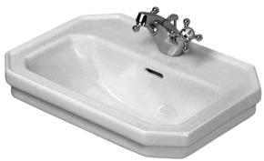 Duravit 0785500000 1930 Series Handrinse Basin - White