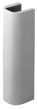 Duravit 0863860000 Happy D. Pedestal Base - White